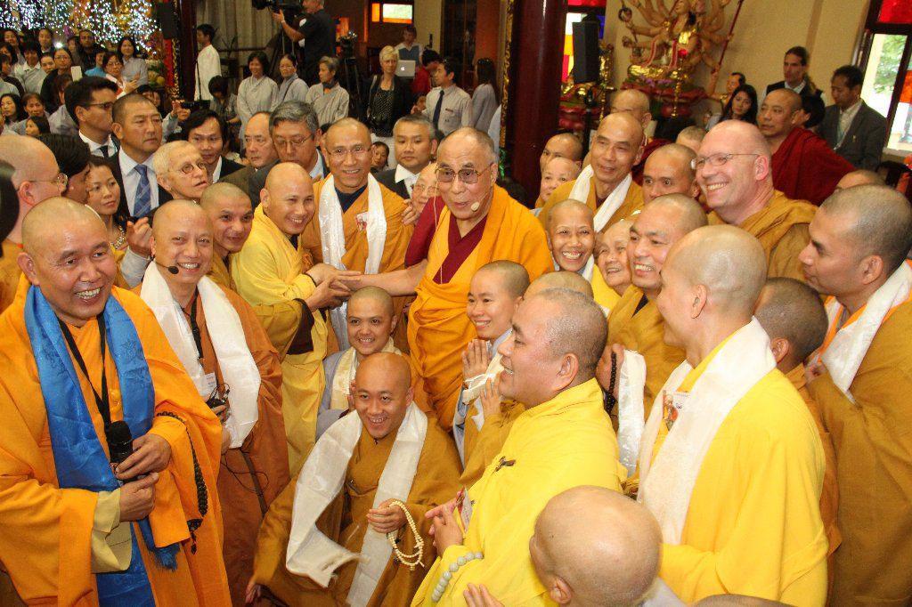 Was Sind Buddhisten